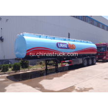 3 axle 45000 Liters bottom loading fuel tank semi-trailer